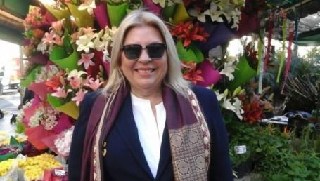 Carrió por la banquina: intimidó a periodista