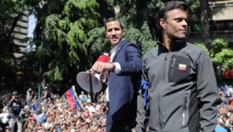 Ordenan inmediato arresto de Leopoldo López, asilado en la embajada española