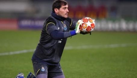 El infarto de Casillas pone en dudas su futuro deportivo