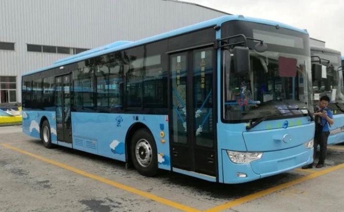 La Nación autorizó el uso de buses eléctricos en el país
