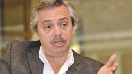 """Alberto Fernández: """"No soy Cámpora y ella no es Perón"""""""