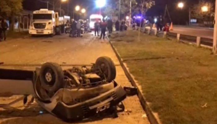 Tragedia de Monte: 4 jóvenes murieron mientras eran perseguidos a tiros por la Policía