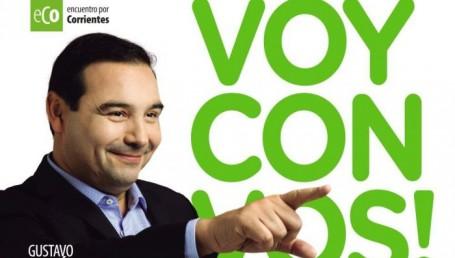 Corrientes vota: Valdés busca galvanizar su liderazgo y Ricardo se pertrecha