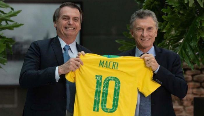 Bolsonaro le dio vitaminas a la campaña de Macri
