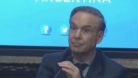Pichetto vice: la carta de Macri para enfrentar a la fórmula Fernández-Fernández