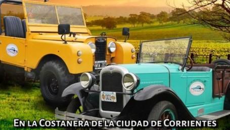 Cumbre de clásicos: más de 60 autos únicos en el Cambá Cuá