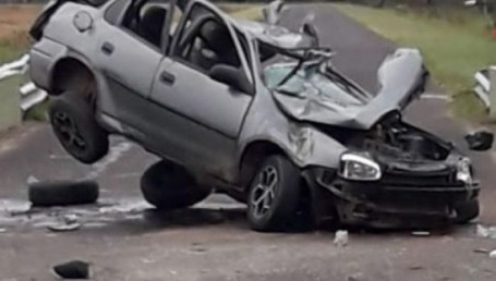 Accidente mortal en ruta 5: dos vidas perdidas