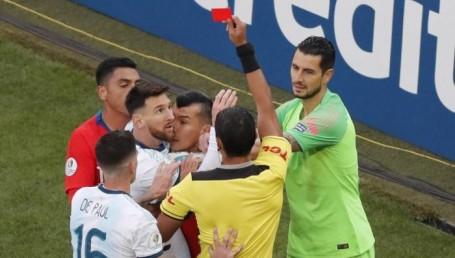 """Argentina se despidió de la Copa América con el 3° lugar y un Messi """"maradoniano"""""""