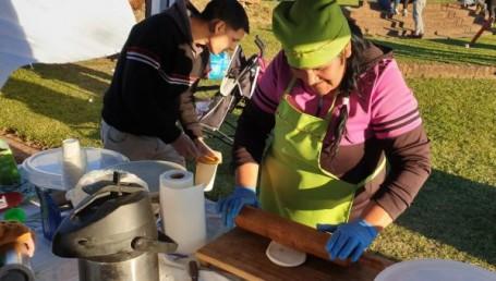 Exitoso Primer festival de la Torta Parrilla en el Paso