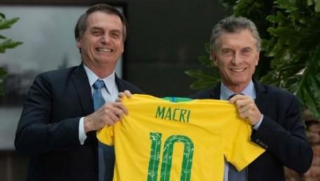 Bolsonaro advirtió que si gana Alberto Fernández habrá un éxodo de argentinos a Brasil