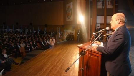 """Canteros en Ituzaingó: """"Trabajamos para fortalecer al desarrollo"""""""
