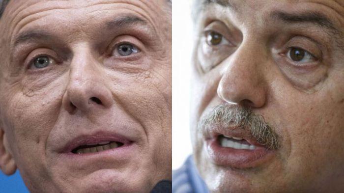 Diálogo Macri-Fernández, gesto en medio de la tensión económica