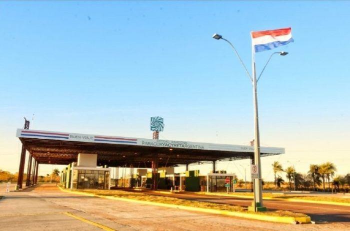 Histórico: Macri y Abdo Benítez habilitaron el paso fronterizo Corrientes-Ayolas