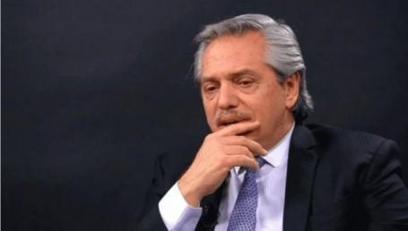 """Alberto Fernández al WSJ: """"Argentina en default virtual"""""""