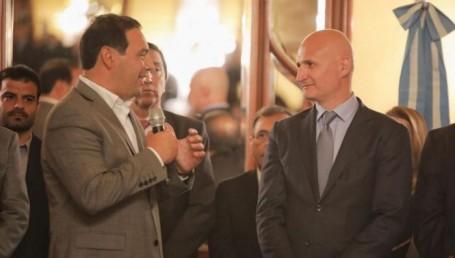 Valdés puso en funciones a Slobayen en Turismo