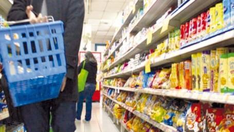 Volvió a caer el consumo minorista, ahora un 18,6%