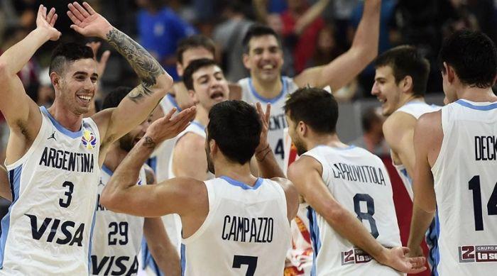 Argentina demolió a Francia y está en la final del mundial de básquet