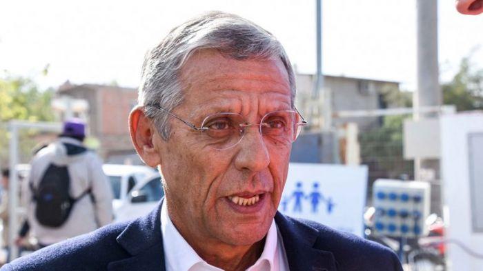 """Murió """"Pechi"""" Quiroga, intendente y aliado de Macri en la capital neuquina"""