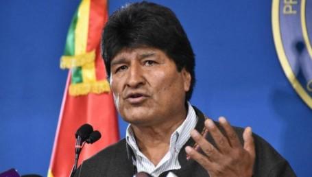 Renunció Evo Morales a la Presidencia de Bolivia, presionado por militares