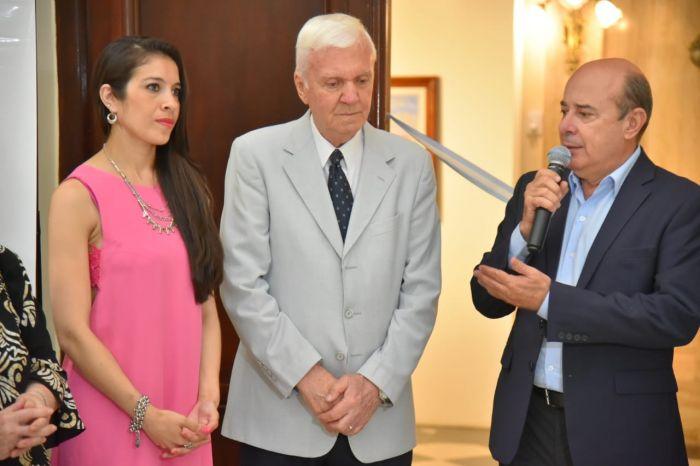 Paisajes de Corrientes en la Legislatura Provincial