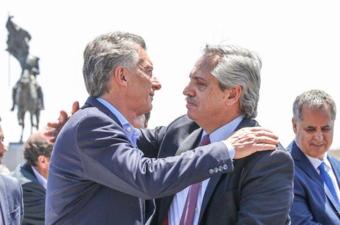 El abrazo de Luján, un gesto de concordia que fue valorado por todos los sectores sociales