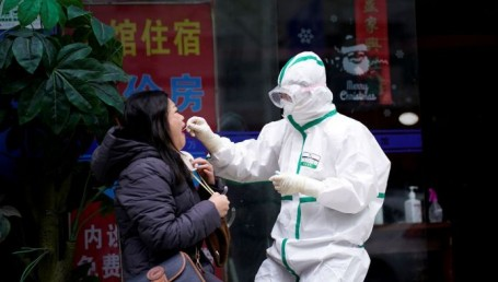 Aislaron a un condado chino por temor a un rebrote