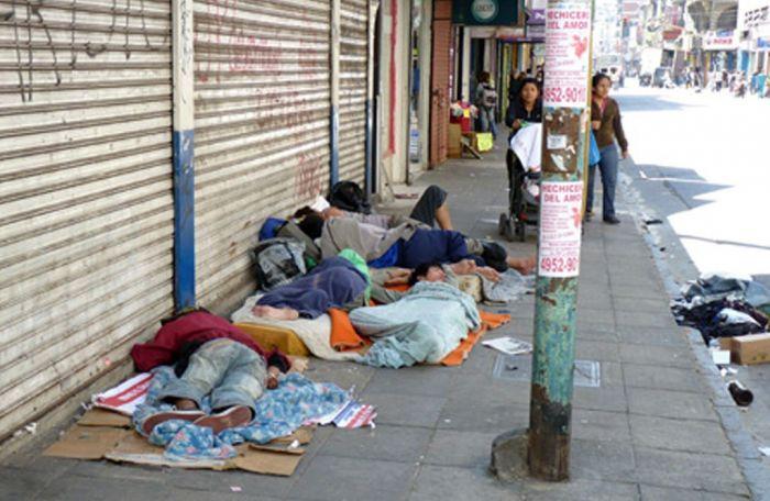 Trepa el índice de pobreza: alcanzó el 35,5% en medio de la pandemia