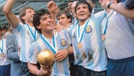 Argentina campeón en México 86: a 34 años del título mundial