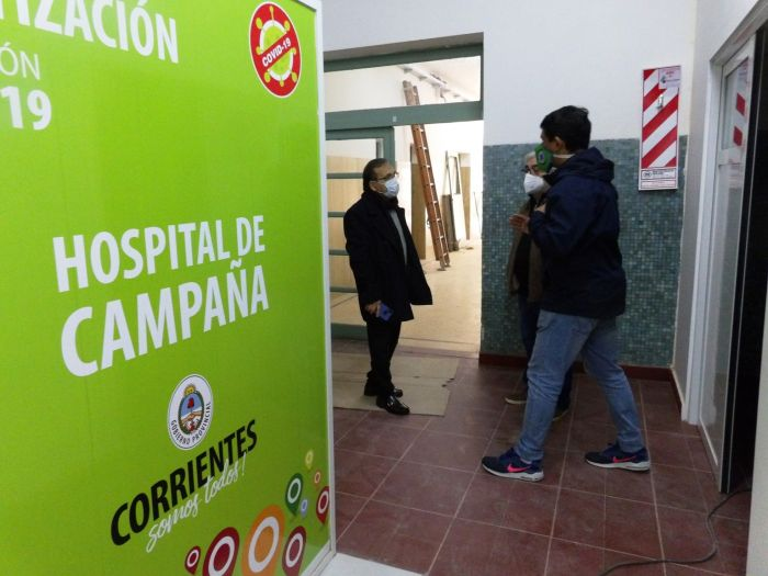 Segundo fallecimiento por coronavirus en Corrientes
