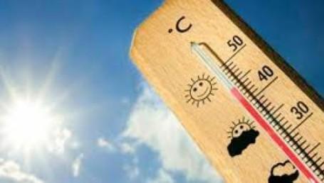 Otro récord de temperatura alta este 30 de septiembre