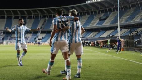 Racing venció a Boca en el partido de ida de la Libertadores