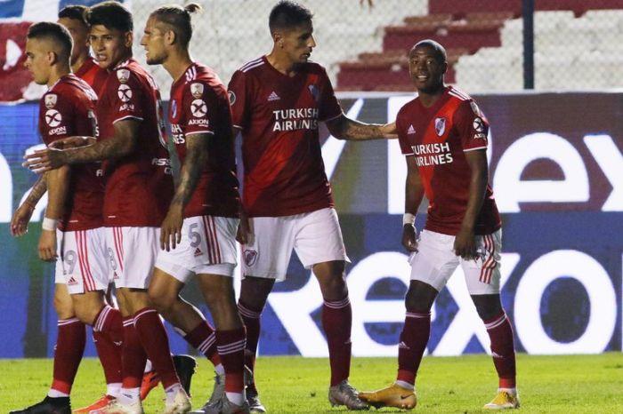 Rivero goleó en Montevideo y es semifinalista en la Libertadores