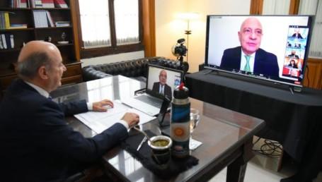 """Canteros con Alfonsín: """"Estos encuentros apuntan a dinamizar los procesos de desarrollo regional"""""""