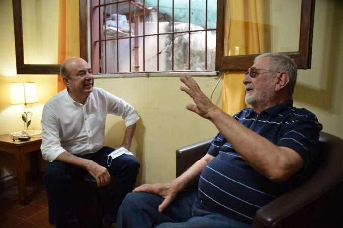 Cacho González Vedoya y Canteros celebraron la declaración del Chamamé como Patrimonio de la Humanidad