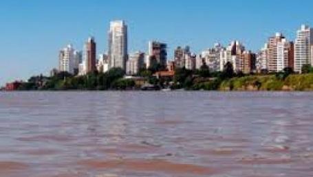 Crece el Paraná y se acerca a los 4 metros