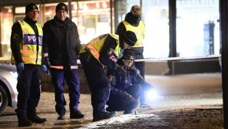 Ataque terrorista en Suecia