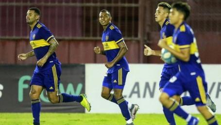 Boca jugó mal pero le ganó a Claypole en la Copa Argentina