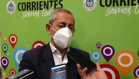 Sueldos a estatales de Corrientes