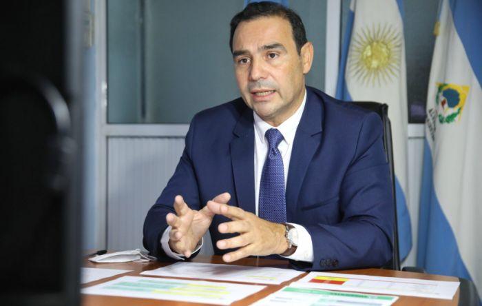 """Gustavo Valdés afirmó que """"hay mucha incertidumbre sobre el calendario electoral"""""""